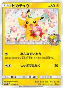 224/SM-P Pikachu | Pokemon TCG Promo